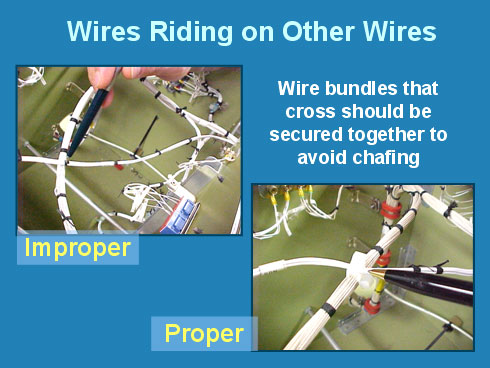 Practical Advice On Wiring Maintenance Provided By Job Aid